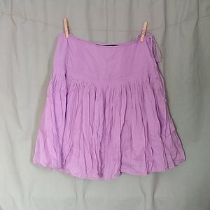 Calvin Klein Jeans Skirts - CK Jeans Pleated Lilac Skirt